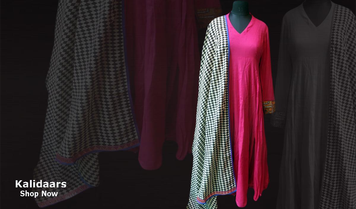 Kallidar clothes